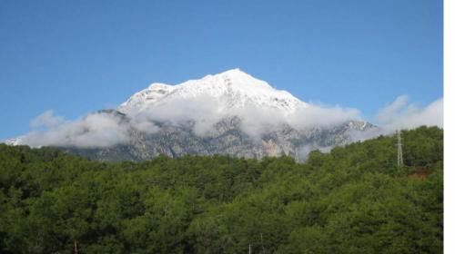Кемер гора Тахталы