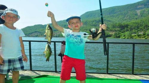 Пикник рыбалка в Кемере