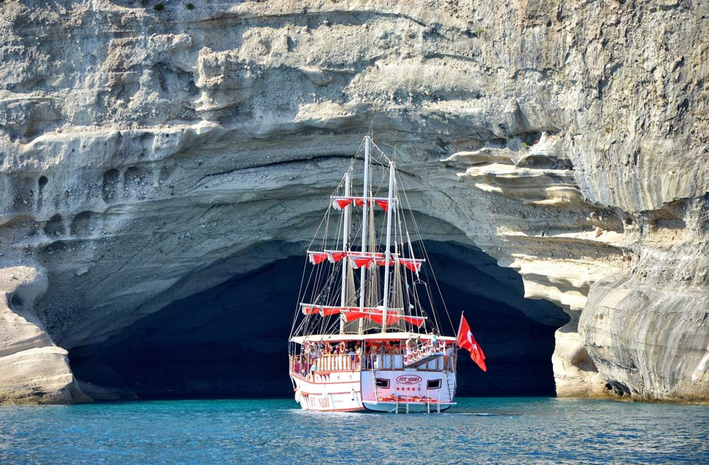 Excursions in Kemer in September 2021