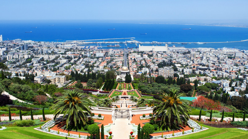 Tour to Israel from Kemer