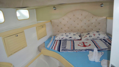 Rent a yacht in Kemer