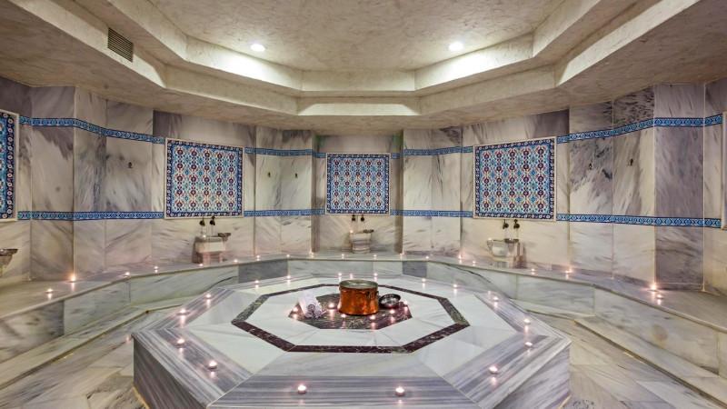 Хамам в Кемере