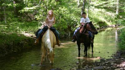 Прогулка на лошадях в Кемере