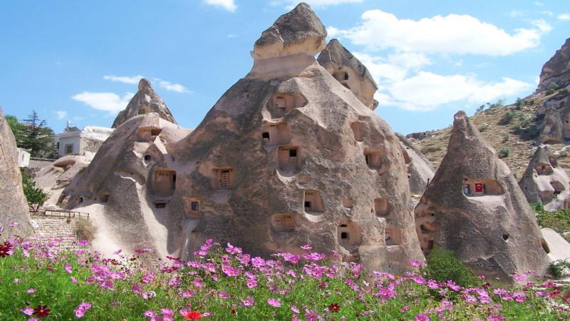 Каппадокия на три дня из Кемера